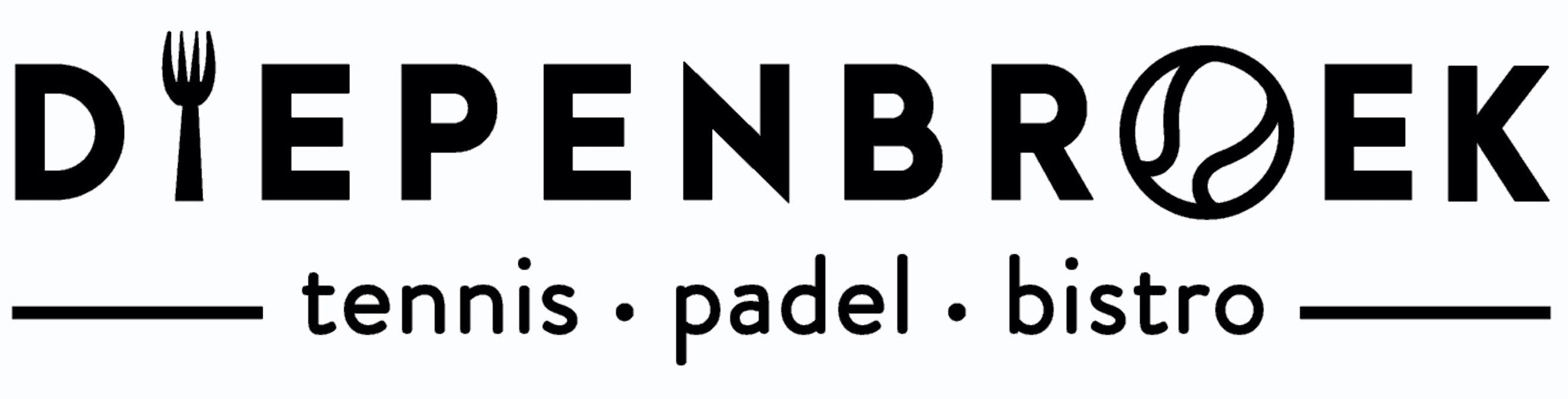 Logo Diepenbroek Tennis - Padel - Bistro