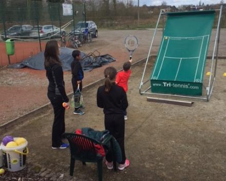 Tennis- en Omnisportkampen